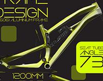 RAM SINERGY DH Bike Project 2018