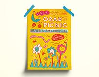 2019 Grad Picnic Poster