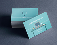 First Business Cards