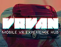 VR-VAN MOBILE VR EXPERIENCE HUB