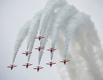 Red Arrows | Hawks