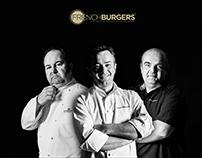 French Burgers - Branding