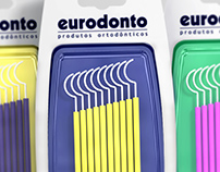 Protective bands packaging, for Eurodonto.