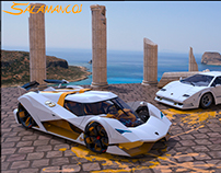 Lamborghini Salamanco concept 2020