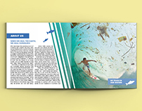 Non-profit: Heal the Bay Handbook Layout