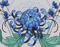 Flowers [GRAPHIC & DESIGN]