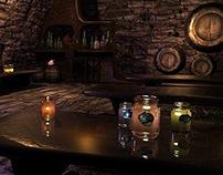 Environments - Cellar