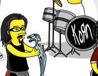 KoRn Simpson's style