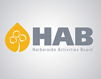 USFSP Harborside Activities Board Rebranding