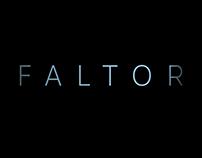 Faltor - 3D Character Model