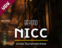 NICC Postapocalyptic Arena Map UT3