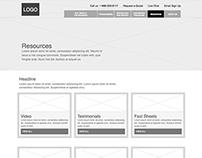 www.directv.com Business site update UX & Visual Design