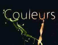 """Colors effects """"Les couleurs conjuguées"""""""