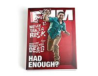 Surya Slims 'Break Out!' print ad
