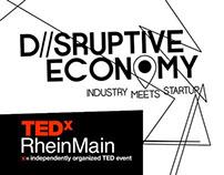 """TEDxRM 2013 """"Disruptive Economy"""""""