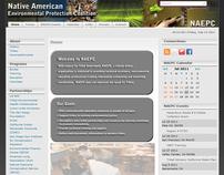 Tribal Non-profit Web Presence