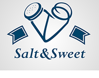 Corporate identity of Salt&Sweet