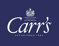 Carr's Biscuits of Distinction