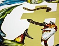 Ten Commandments of Typography, Final Major Project