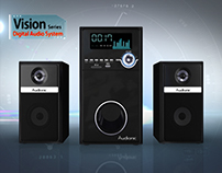 Audionic Vision Series