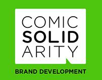 Comic Solidarity Brand Dev