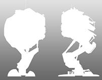 Mecha-characterdesign