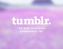 Tumblr Redesign