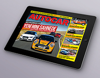 Autocar Turkey Cover Motion (Issue: May 2014)