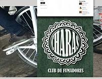 Web design and developer Wordpress - www.charas.es
