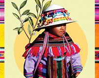 Exposição Arte Digital - Raízes Andinas