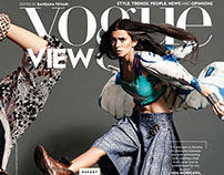 VOGUE fashion feature