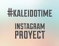 #Kaleidotime instagram proyect