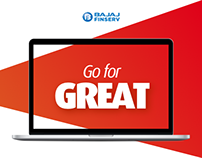 Bajaj Finserv Go for Great