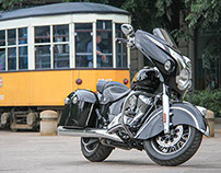 Indian Chieftain - Moto.it