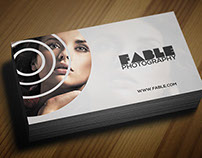 Photography Pro Business Card Vol.6