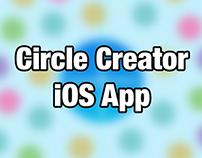 Circle Creator - iOS App
