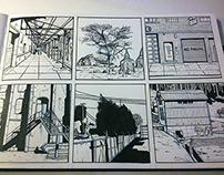 Sketchbook Jan - July 2014