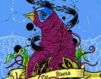 Armadura de pájaro