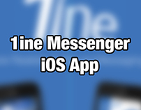 1ine Messenger - iOS App