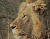 White Lion Technology - Responsive website