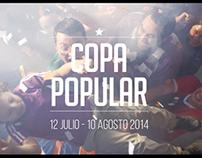 Copa Popular - Banco Popular