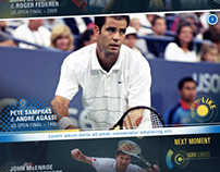 International Tennis Hall of Fame - ATP Interactive
