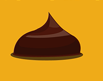 The History of Chocolate (motion graphic)
