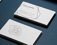Eye Level Films Print Design