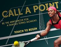 International Tennis Hall of Fame - Call A Point