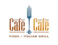 Cafe Cafe - Logo