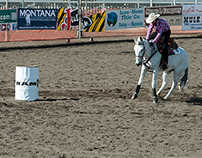 Mule Days Rodeo 2014