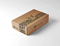 Aretha soap box_packaging