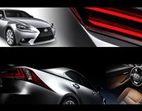 Lexus Banners