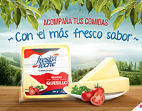Freskaleche / quesos y mantequilla